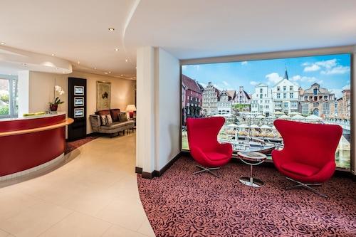 呂訥堡貝斯特韋斯特普拉斯住宅酒店/