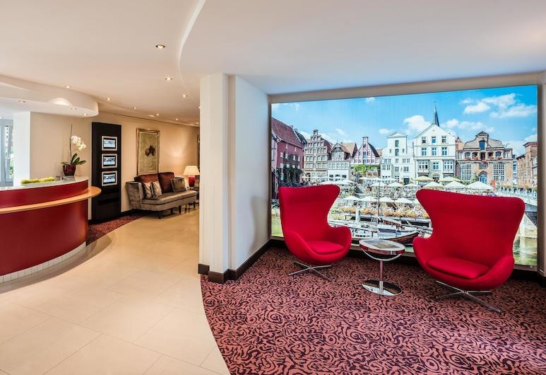 Best Western Plus Residenzhotel Lueneburg, Lueneburg, Lobby