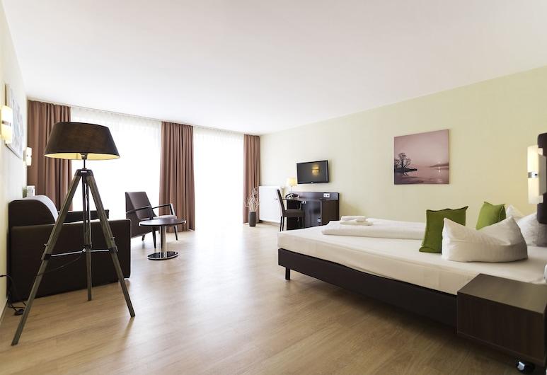 โรงแรมอัมเซ, Grevesmuehlen, ห้องสวีท, ห้องพัก