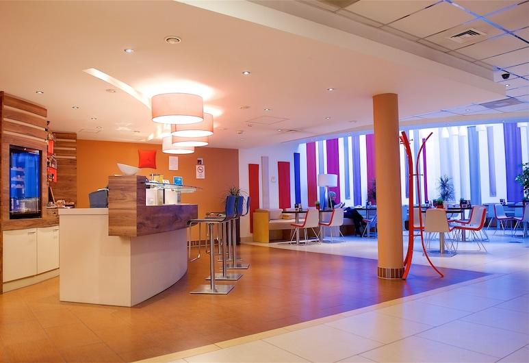 ibis Budapest Centrum, Budapeszt, Fasada hotelu