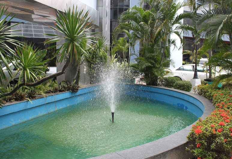 Chon Inter Hotel, Chonburi, Exterior