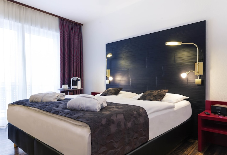 ميركيور هوتل باد أوينهاوسن سيتي, باد اوينهاوزن, Privilege - غرفة سوبيريور - سرير ملكي, غرفة نزلاء