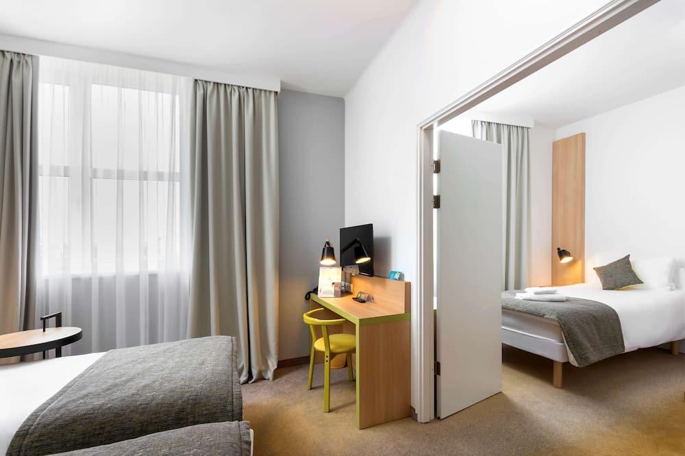 Habitación familiar, Varias camas - Habitación