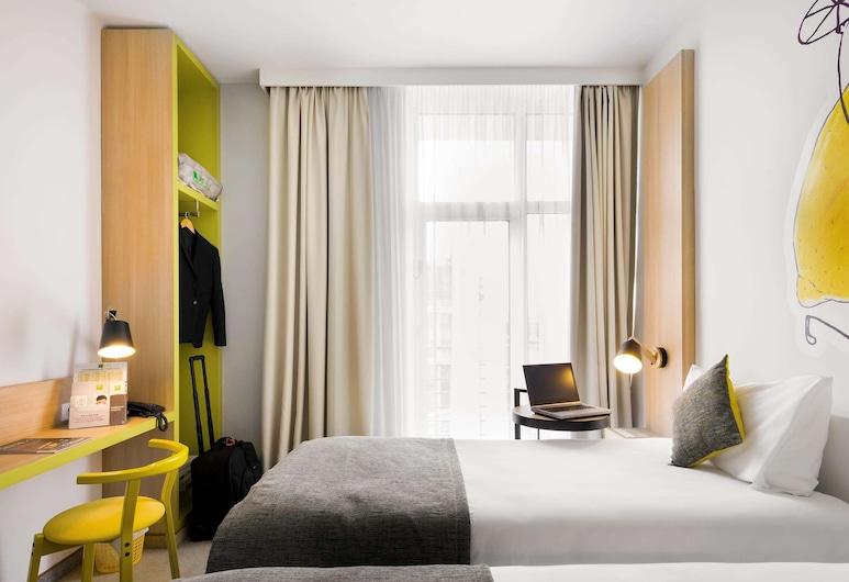 ibis Styles Budapest City, Budapešť, Dizajnová izba, Hosťovská izba