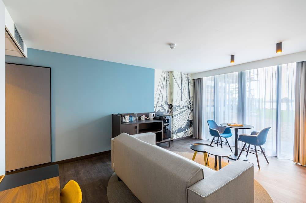 Apartament luksusowy typu Suite - Powierzchnia mieszkalna