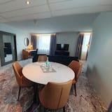 Suite, 1 Schlafzimmer, Nichtraucher - Wohnbereich