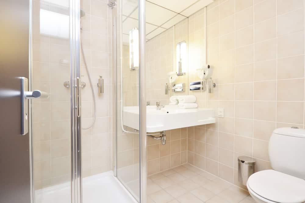 Comfort Double Room (shower) - Bathroom