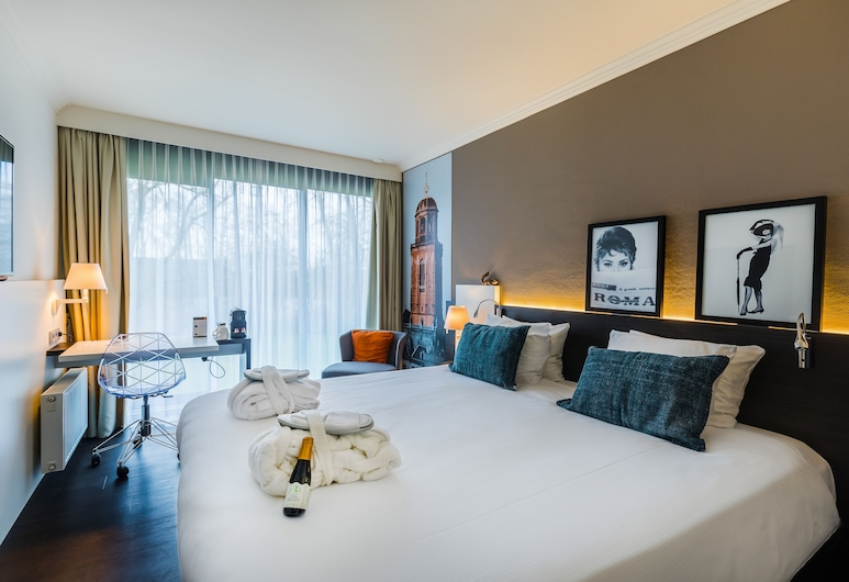 Postillion Hotel Deventer, Deventer, Comfort-dobbeltværelse, Værelse