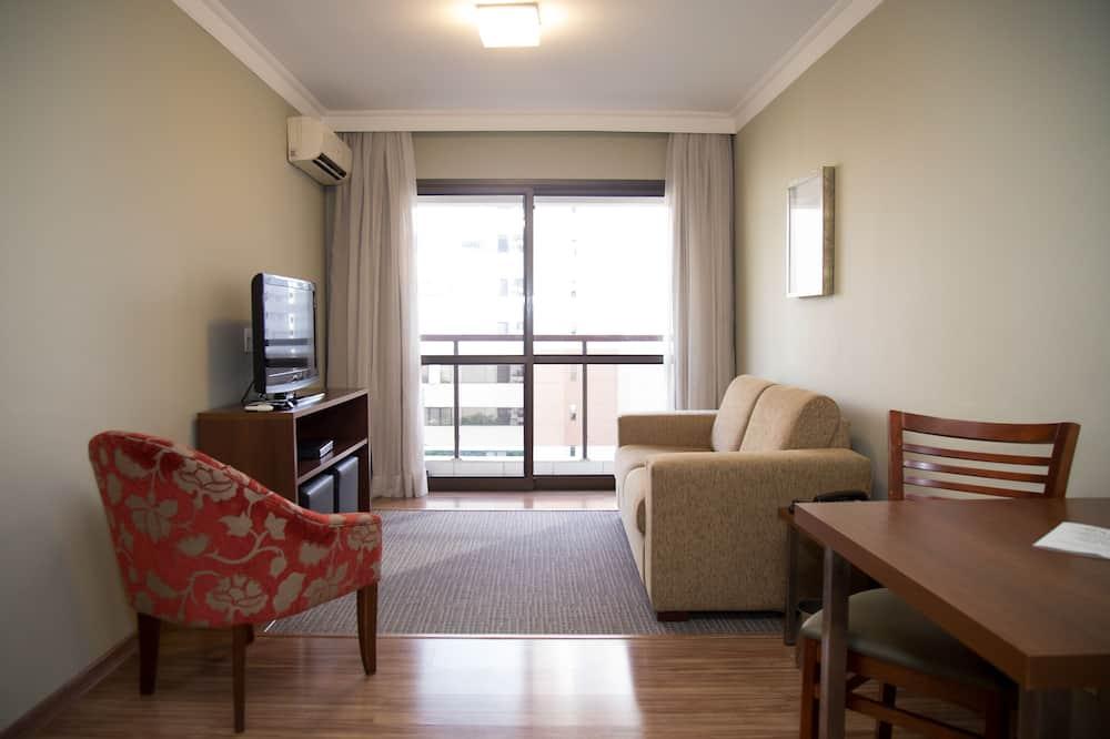Standarta, Divas vienguļamās gultas - Dzīvojamā istaba
