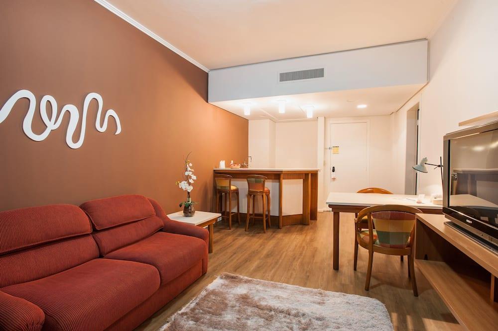 Suite standard casal - אזור מגורים