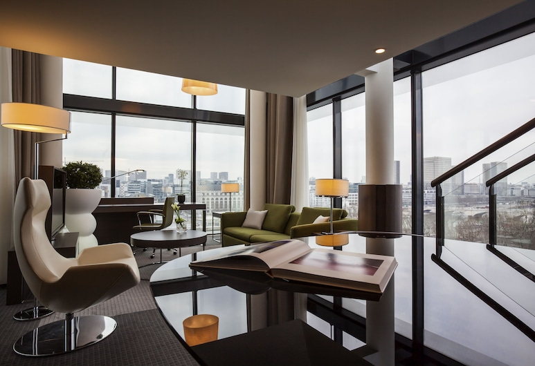 Pullman Paris Centre-Bercy, Paris, Presidential Suite, Multiple Beds, View, Guest Room