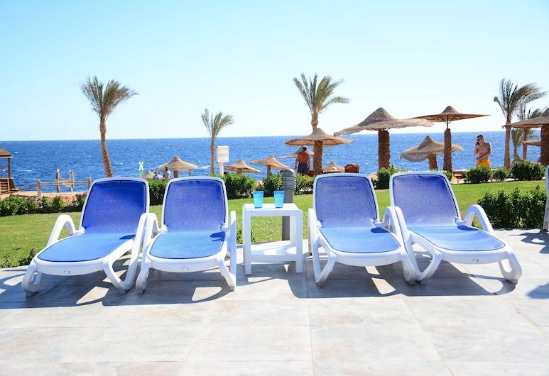 Monte Carlo Sharm Resort & Spa - Ultra All Inclusive, Sharm el-Sheij, Piscina al aire libre