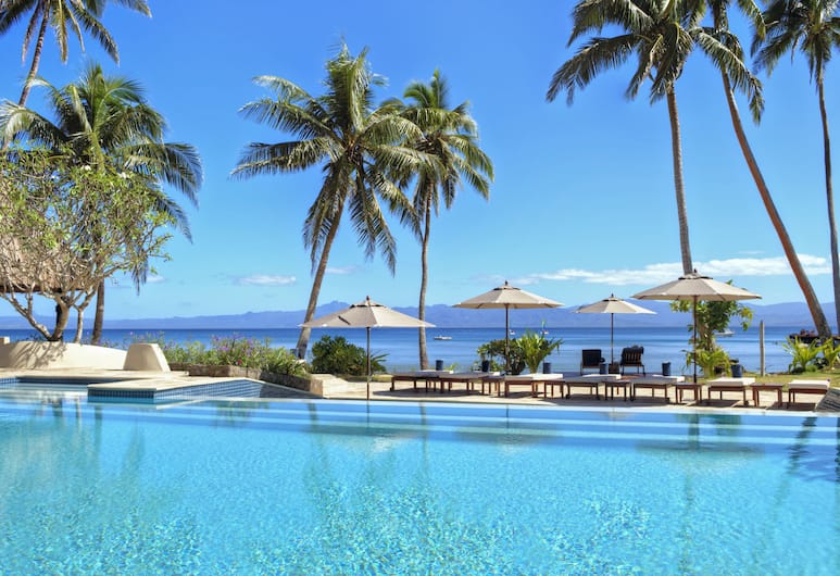 Jean-Michel Cousteau Resort Fiji, Savusavu, View from Hotel