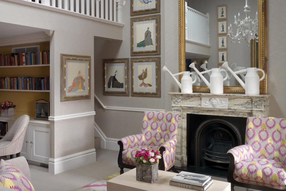 Suite, 1 soverom (Loft) - Oppholdsområde
