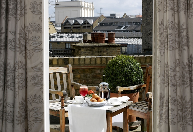 Covent Garden Hotel, Firmdale Hotels, London, Suite, 1 Bedroom, Terrace, Guest Room