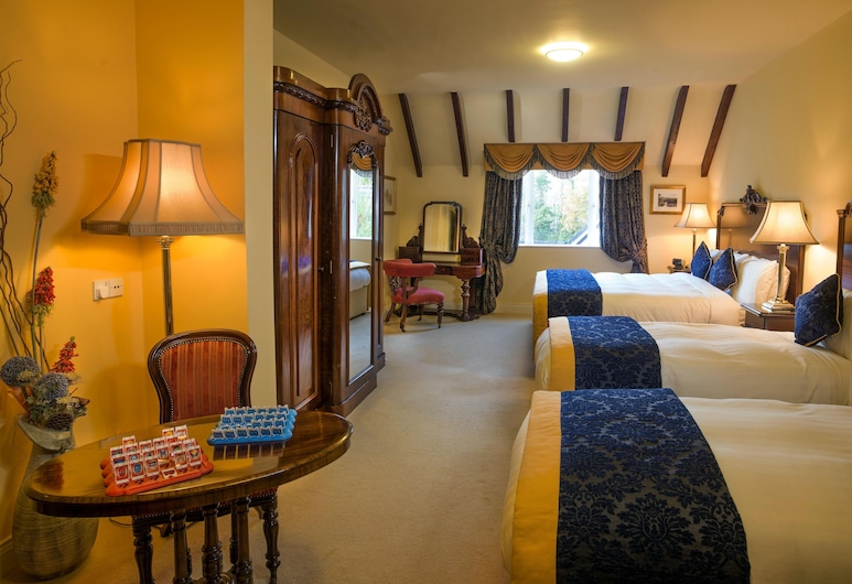 Earls Court House Hotel, Killarney, Dreibettzimmer, Zimmer