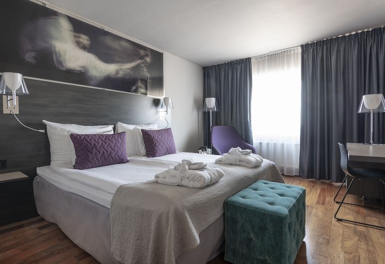 Quality Hotel Sundsvall, Sundsvall, Superior-rum - 2 enkelsängar, Gästrum
