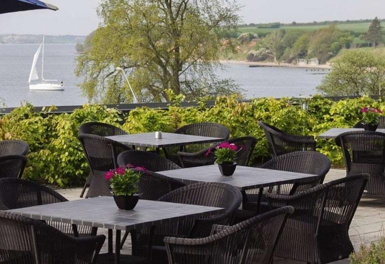 Hotel Sønderborg Strand, Sønderborg, Terrace/Patio