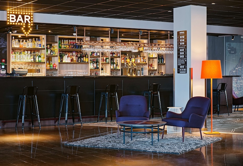 Scandic Elmia, Jonkoping, Hotel Bar