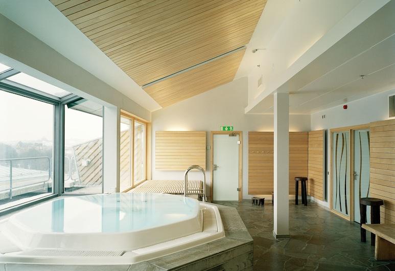 Scandic Crown, Gēteborga, Iekštelpu spa vanna