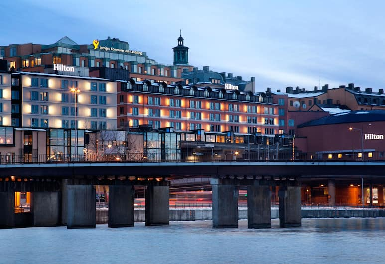 Hilton Stockholm Slussen, Stockholm, Extérieur