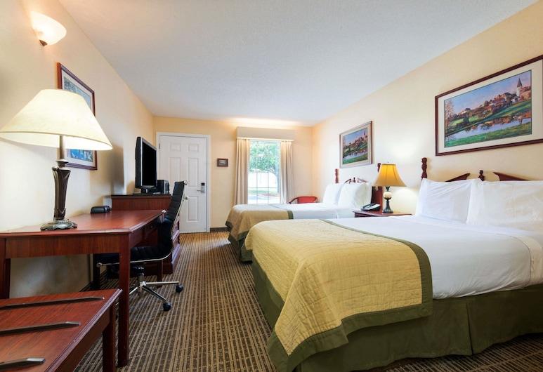 Baymont by Wyndham Prattville, Prattville, Standard Room, 2 Double Beds, Smoking, Guest Room