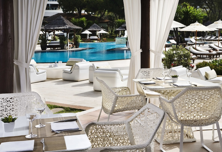 Hotel Don Pepe Gran Meliá, Marbella, Bar vid poolen