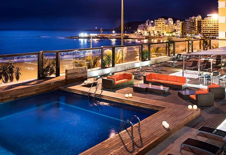 Hotel Cristina las Palmas, Las Palmas de Gran Canaria, Uima-allas