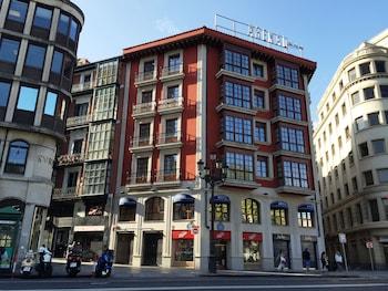 Obrázek hotelu Sercotel Arenal Bilbao ve městě Bilbao
