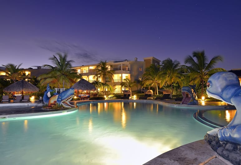 Paradisus Punta Cana Resort All Inclusive, Punta Cana, Utendørsbasseng