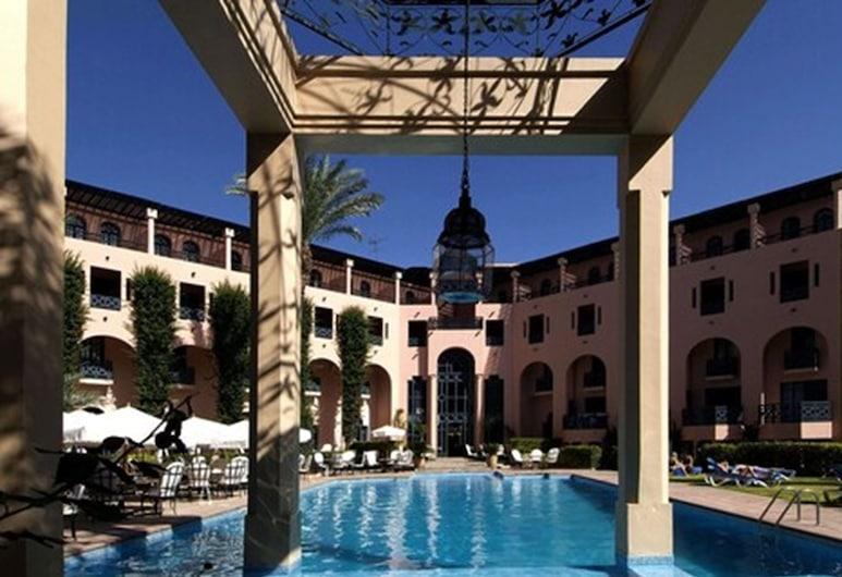 Hotel Marrakech le Tichka, มาร์ราเกช, สระว่ายน้ำกลางแจ้ง