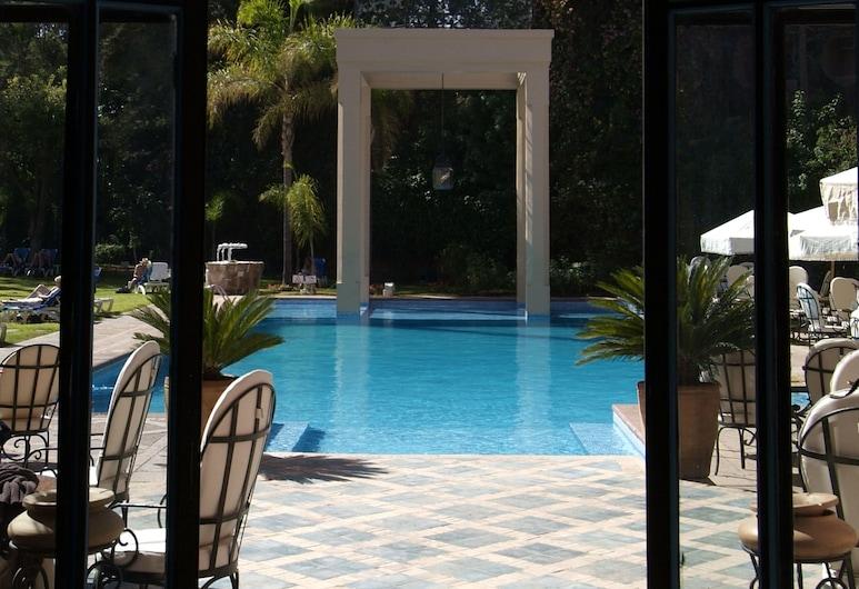 Hotel Marrakech le Tichka, Marrākeša, Āra baseins