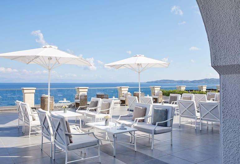 MarBella Corfu, Kérkyra, Hotelli baar