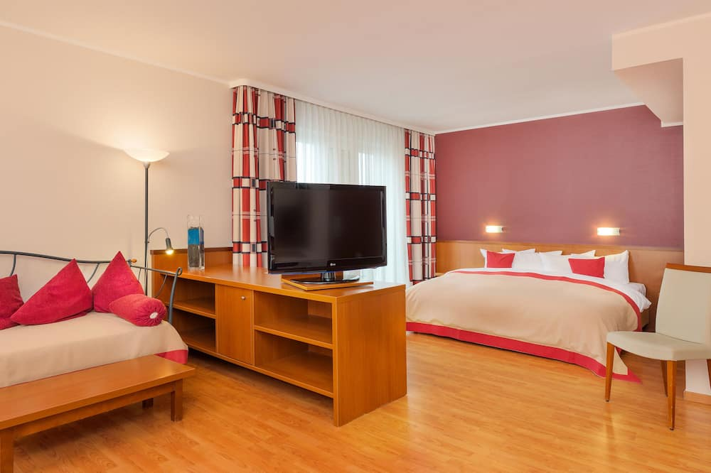 Apartmán typu Junior - Obývačka