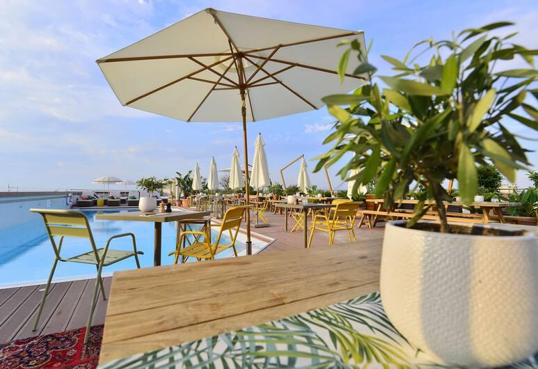 AC Hotel by Marriott Nice, Nizza, Pool auf dem Dach