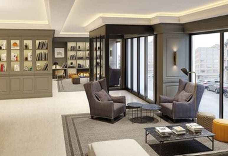 Hotel Avenue Louise Brussels - Trademark Collection by Wyndham, Brussels, Lobby Sitting Area