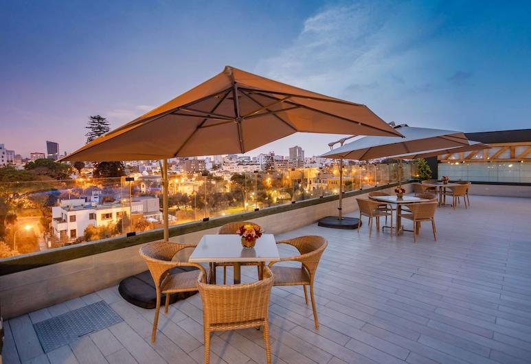 Sonesta Hotel El Olivar Lima, Lima, Açık Yüzme Havuzu