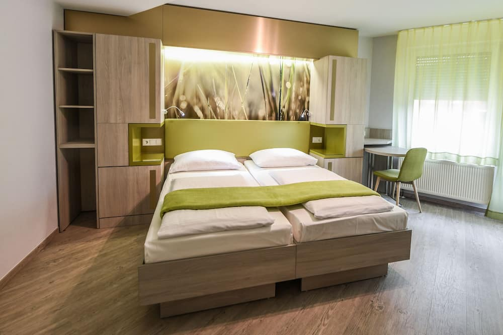 Family Apartment, 2 Bedrooms, Connecting Rooms - Imej Utama