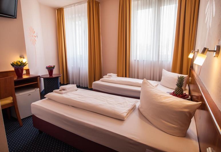 Hotel Residenz Düsseldorf, Düsseldorf, Habitación Confort con 2 camas individuales, Habitación
