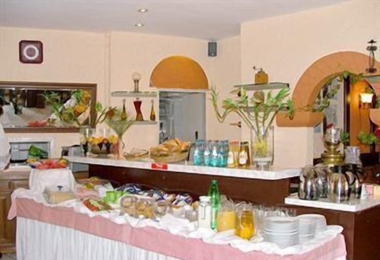 Hotel Aria, Frankfurt, Frühstücksbereich