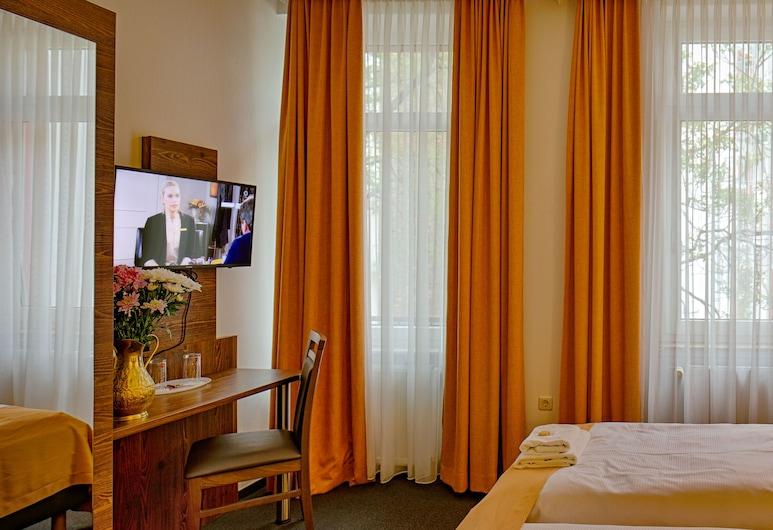 Hotel Little Paris, Frankfurt, Quarto Duplo, Quarto