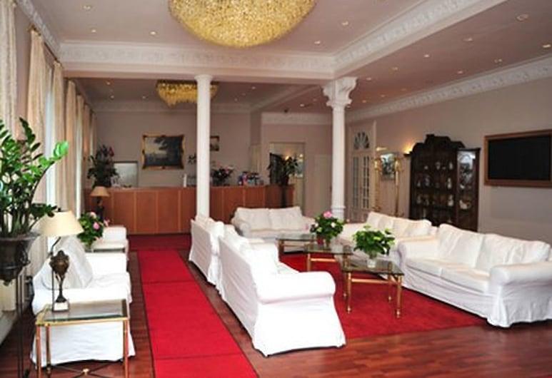 Hotel Commodore, Hamburg, Hotel bár