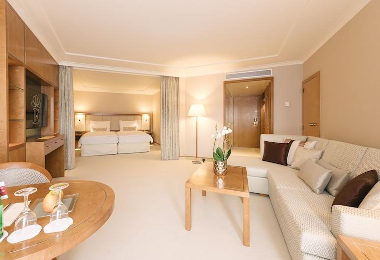 Grand Elysee Hamburg, Hamburg, Family Room, Living Area