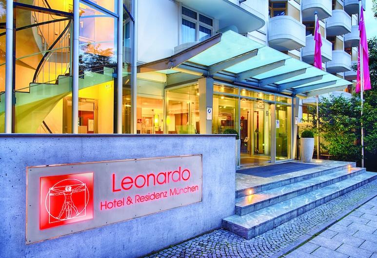 Leonardo Hotel & Residenz München, Μόναχο, Είσοδος ξενοδοχείου