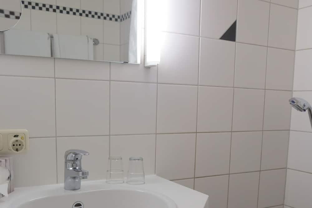 シングルルーム - バスルーム