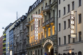 Fotografia do Hotel Deutsches Theater em Munique