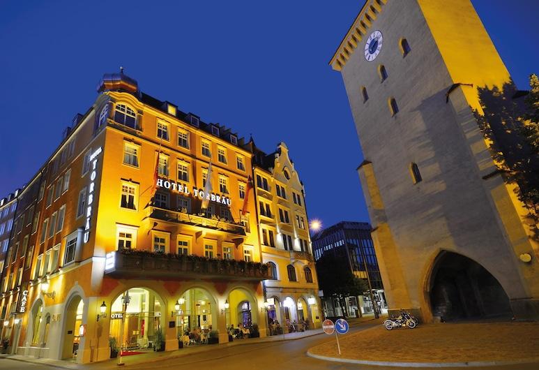 Hotel Torbräu, München, Hotelfassade