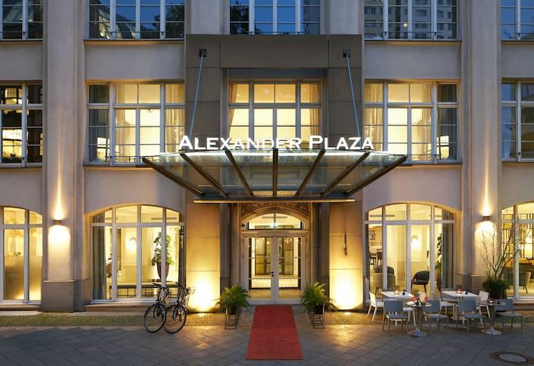 Hotel Alexander Plaza Berlin Mitte, Berlín
