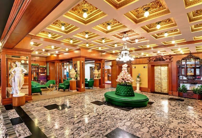 孟買大使酒店, 孟買, 大堂