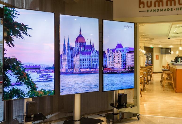 Leonardo Hotel Budapest, Budapeszt, Lobby